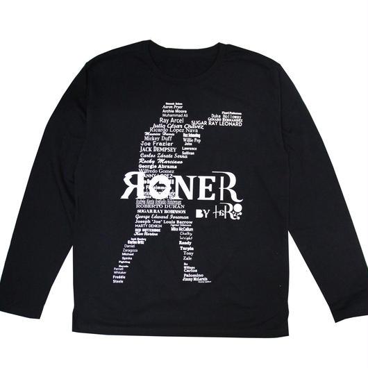RONER by taRo レジェンド ロングスリーブTシャツ
