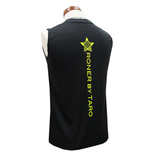 RONER SPORT       STAR logo  sleeveless
