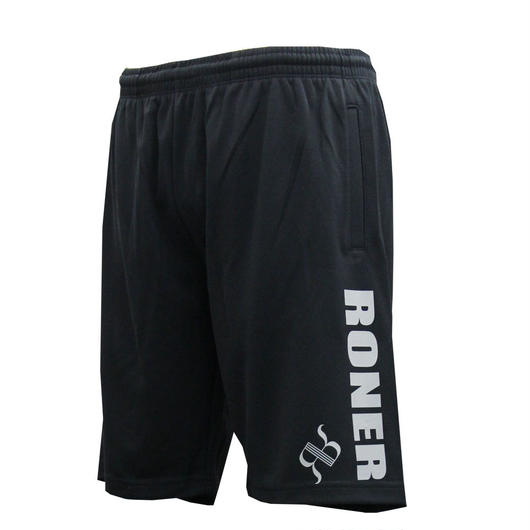 RONER SPORT       side print  shorts