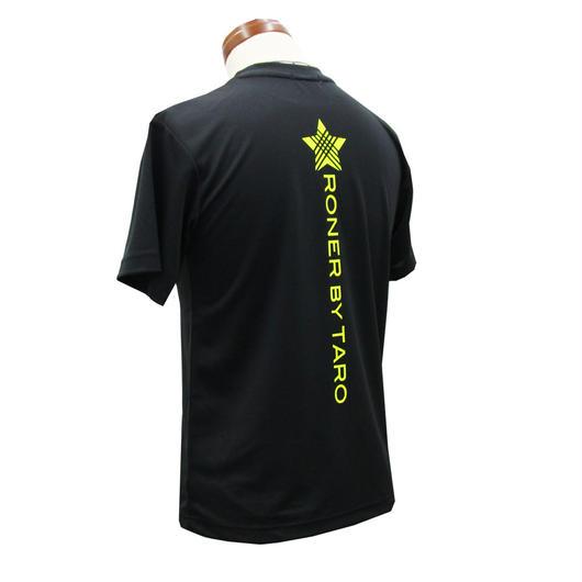 RONER SPORT       STAR logo  T-shirt