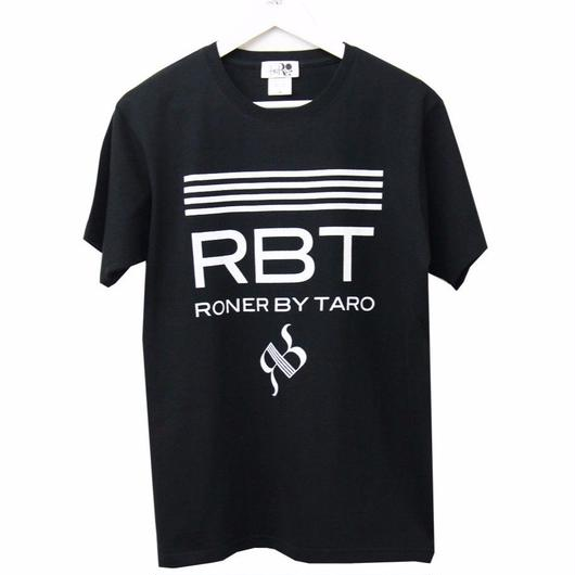 RBT  t-shirt  BLACK
