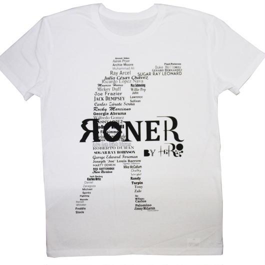 RONER by taRo レジェンドTシャツ