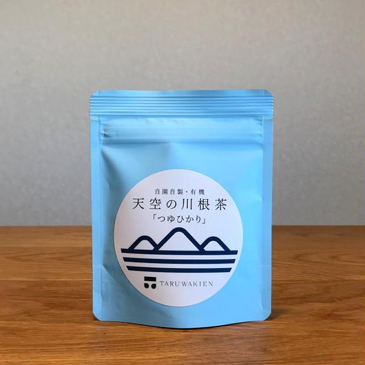 【シングルオリジン】無農薬・無化学肥料 川根茶 つゆひかり(内容量: 50g)