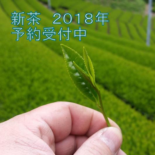 【限定100袋】 無農薬・川根茶 新茶 2018年(内容量: 100g)