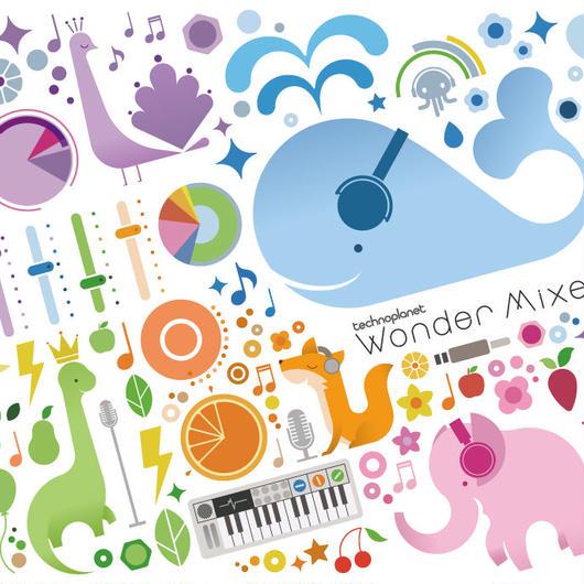 Wonder Mixer
