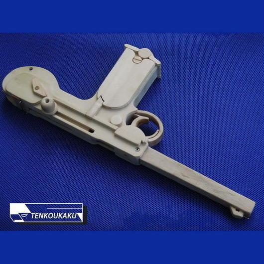 ブローバックする連射式輪ゴム銃 ボーチャード・タイプ