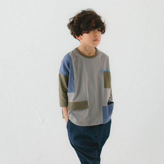 nunuforme (ヌヌフォルム)/ポケット T