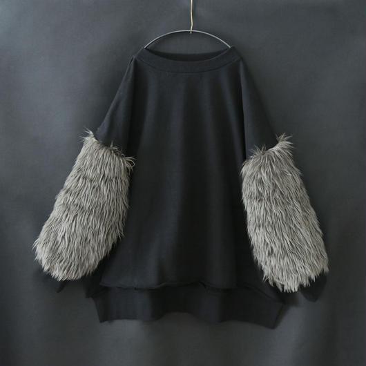 michirico[ミチリコ]/Fur sweats(womens-M)