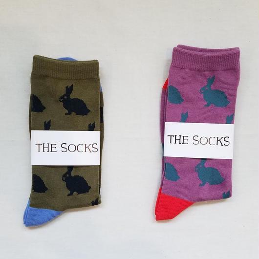 THE SOCKS[ザ  ソックス] /  USAS