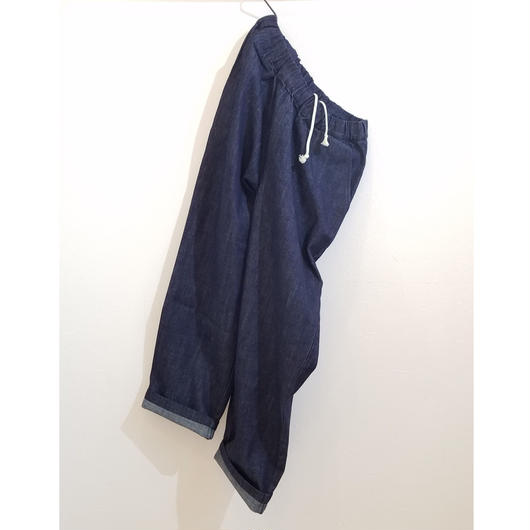 have a good day[ハブアグッドデイ] / denim trouser relax pants