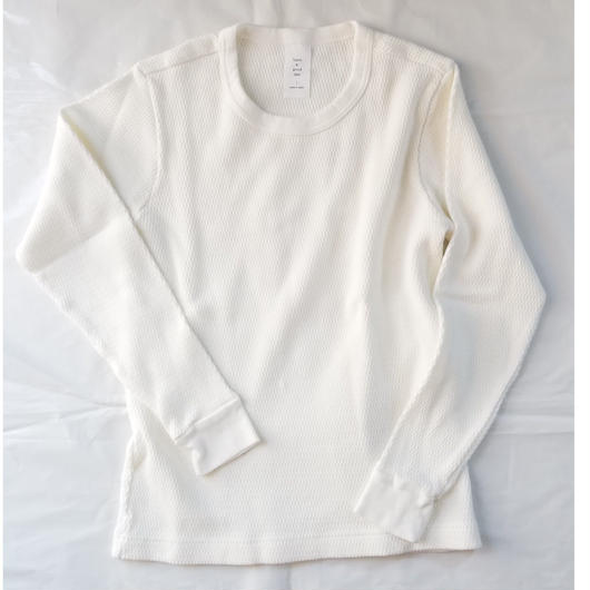 have a goo d day[ハブアグッドデイ]/heavy thermal  L/S  tee