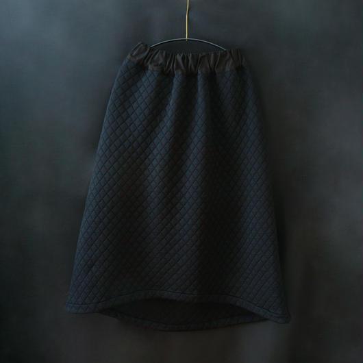 michirico[ミチリコ]/Quilting skirt(womens-M)