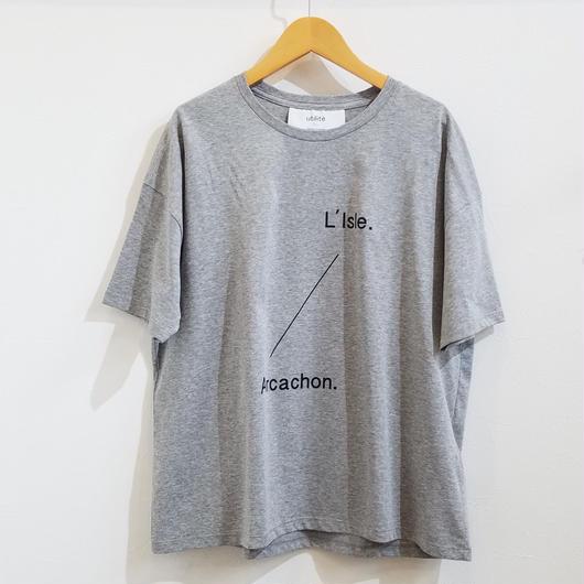 utilite[ユティリテ]/プリント Tシャツ