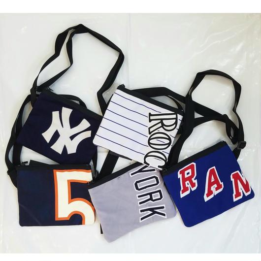 COOCHUCAMP[クーチューキャンプ]/Happy Special Shoulderbag(MLB)