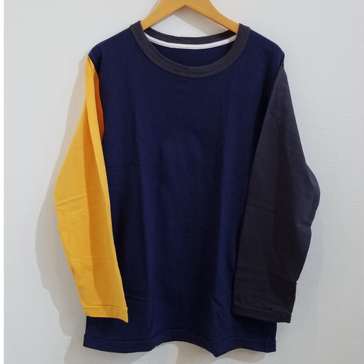 fit[フィット]/crazy pattern L/S T-shirts