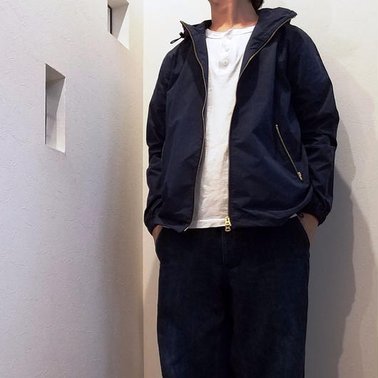 have a goo d day[ハブアグッドデイ]/hooded zip jacket