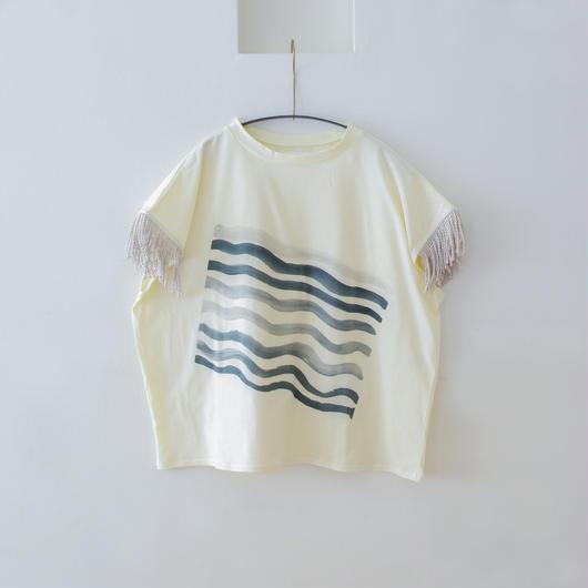michirico[ミチリコ]/NamiNami Shirt (womens) white M