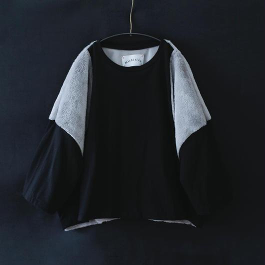 michirico[ミチリコ]/Boa tops(kids M)