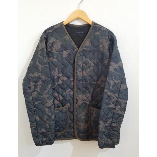 coochucamp[クーチューキャンプ]/Happy Quilting Jacket