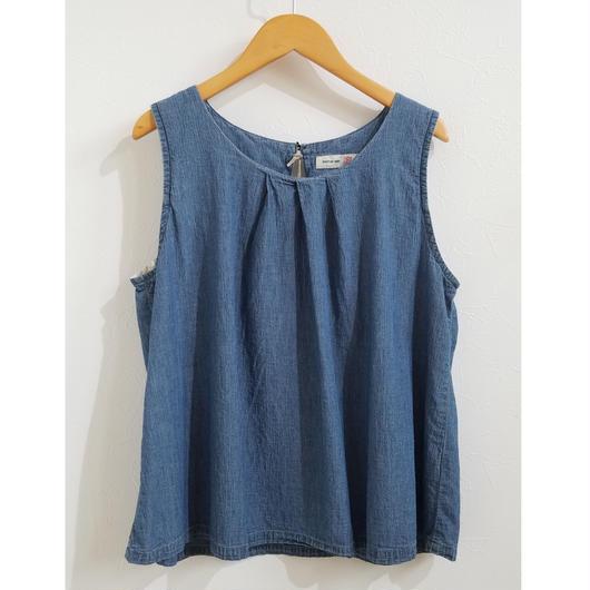 Brocante[ブロカント]/プラージュシャツ
