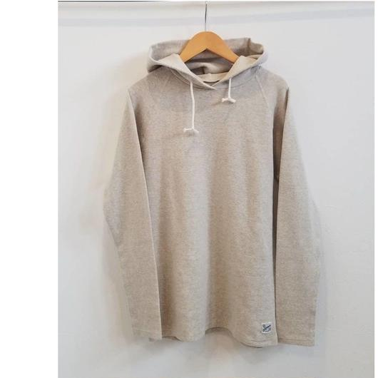 Kepani[ケパニ]/ Hooded Pull Over Long Sleeve T