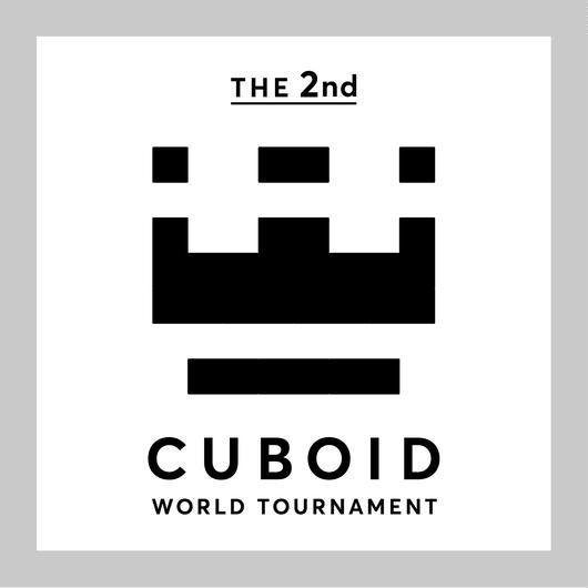 第2回CUBOID世界大会トーナメント参加チケット