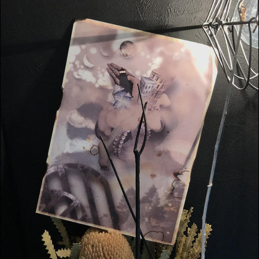 連使 CARD「逃積蜃気楼」