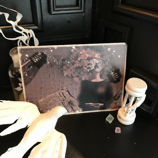 連使 CARD「妄想を具現化する婦人」