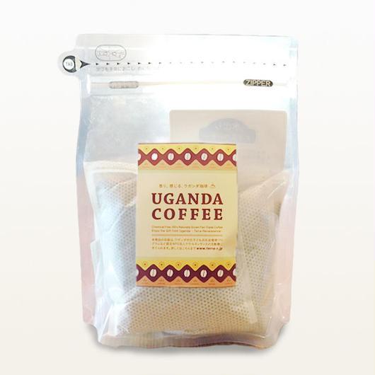 ウガンダコーヒー(水出し)50g×4パック