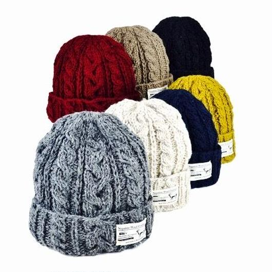 NEPAL100 ニット帽