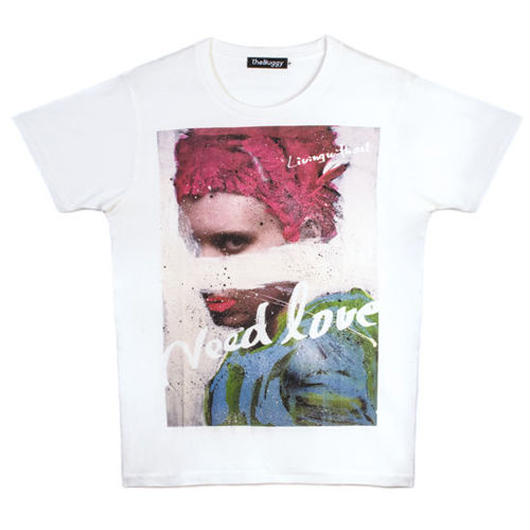 Tシャツ Red hair