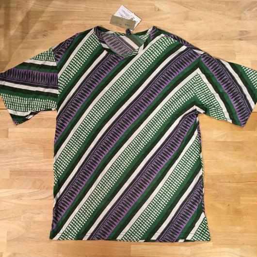 メンズTシャツ エスニック green
