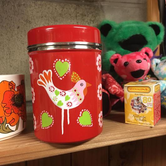 Mペイントカラフル缶 スパイス缶