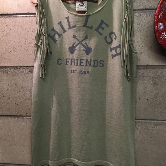 PhilLesh Tシャツ リメイクタンクトップ チュニック