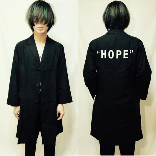 """HOPE""COAT(MERZ-0133) Limited Edition"