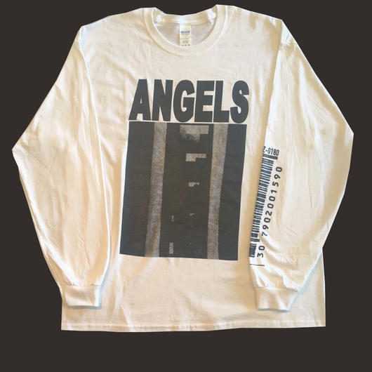 """ANGELS""long sleeve T-shirt (MERZ-0180)"