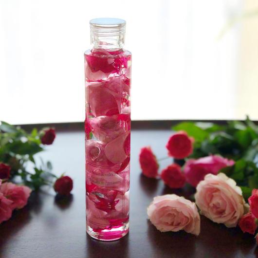 Premium jewelry ハーバリウム Roses 【プリンセスグラデーション】
