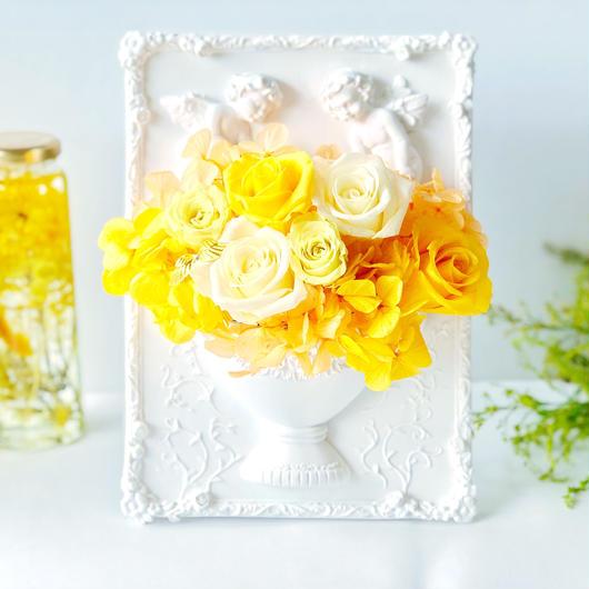 「幸せの天使と薔薇のブーケ~大天使ウリエル~」