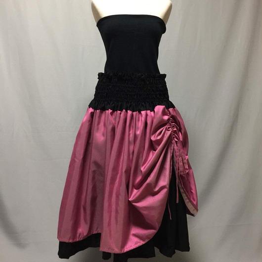 美UPパウスカート(ピンク)