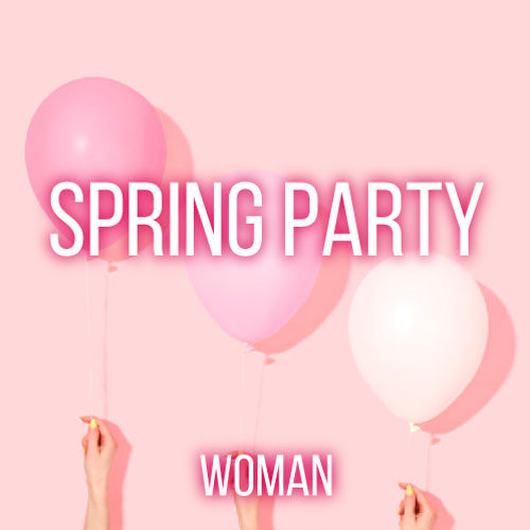 SPRING PARTY【女性】