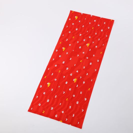 EVANGELION Tenugui (textile design by SOU・SOU) 弐号機