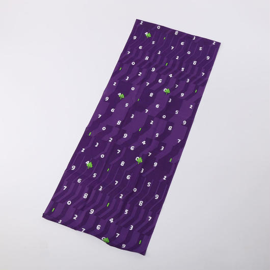 EVANGELION Tenugui (textile design by SOU・SOU) 初号機