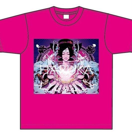 Tシャツ ピンク系/サイズM(送料込)