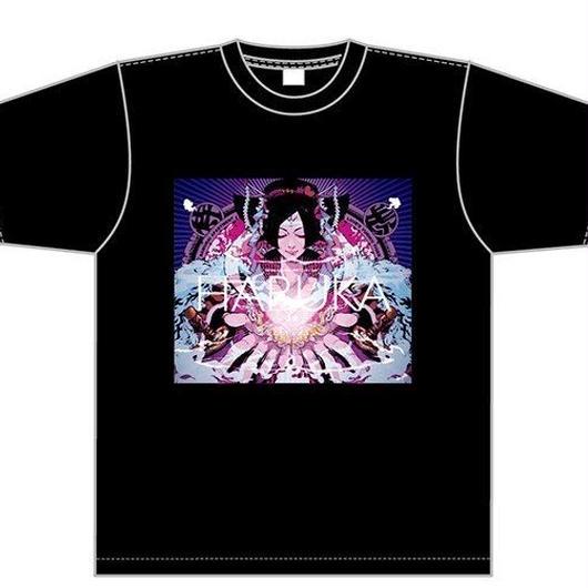 Tシャツ ブラック/サイズ L(送料込)
