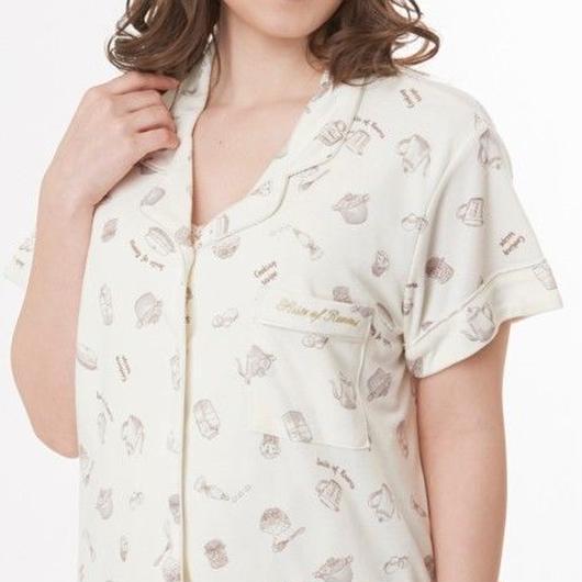 【クッキングレシピシャツ上下セット】P91522-532