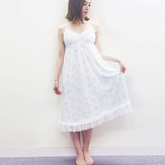【フローラルミストキャミワンピース】P91439-532