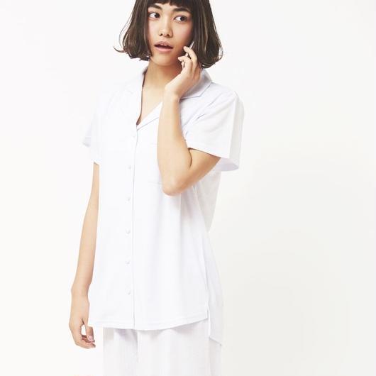 SALE30%OFF!【針抜きシャツ上下セット】P91395-702