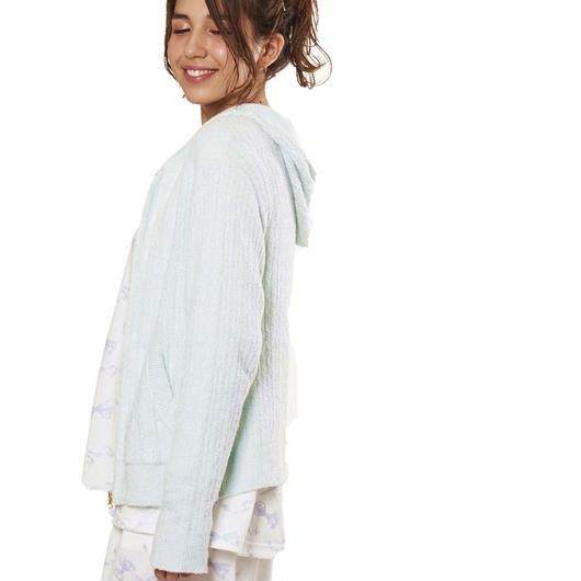 【ホイップモールケーブルパーカー】P91459-743