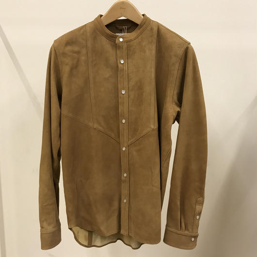 jonnlynx men's  goat suede jacket( Tlalli exclusive )