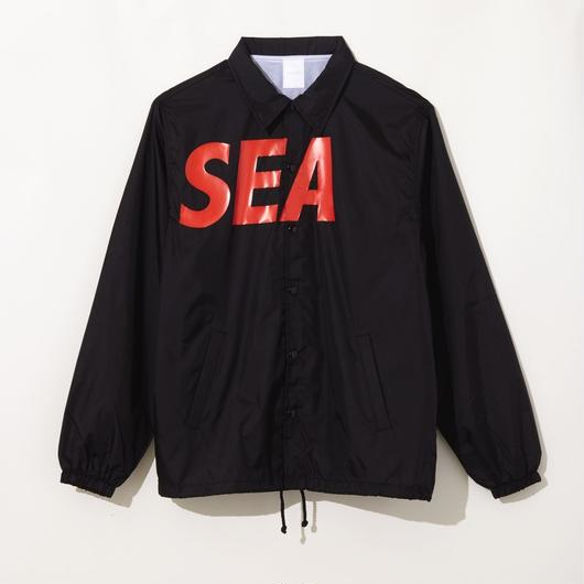 WIND AND SEA COACH JACKET